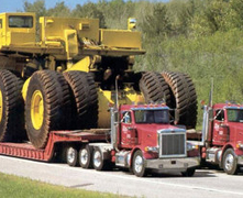 indiana equipment hauling | equipment hauling services in