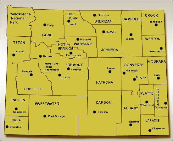 trucking companies in Wyoming
