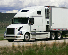 dry van trucking services